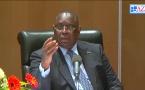 Macky Sall : « Mon vœu est de partir du pouvoir en 2024 »