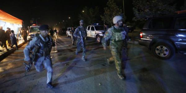 Une attaque sème la panique à l'université américaine de Kaboul
