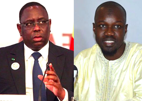 Macky Sall révoque Ousmane Sonko de la fonction publique