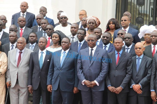 Conseil des ministres du 8 septembre 2016 - Les nominations