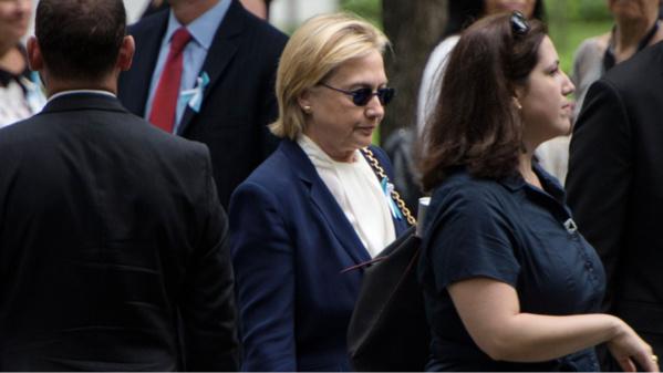 11-SEPTEMBRE : Clinton victime d'un malaise dû à la chaleur
