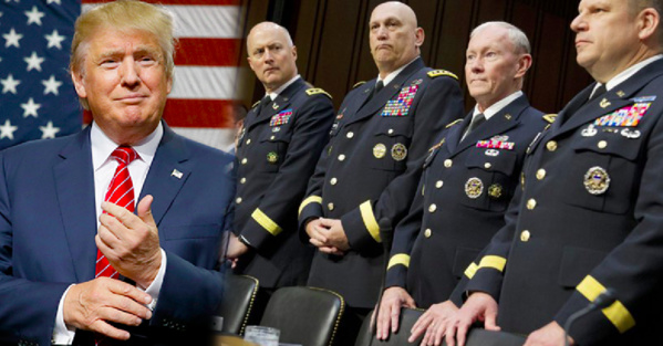 Donald Trump et le Renseignement US