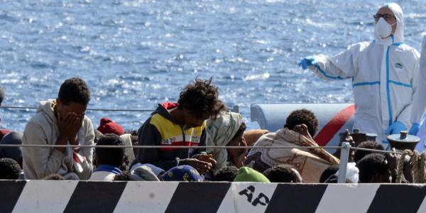 L'équipage du bateau de migrants naufragé en Egypte arrêté