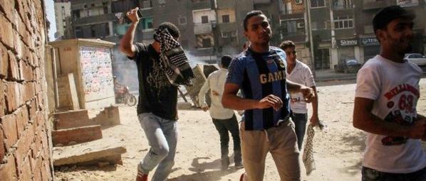 Cinq ans de prison pour cinq manifestants mineurs en Egypte