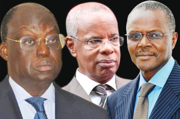 NIASSE, TANOR ET DJIBO - Le retour au pouvoir après avoir tué le PS