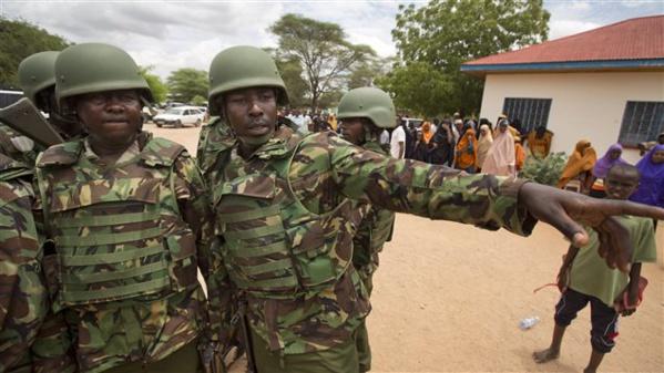 Le Kenya renforce la surveillance frontalière des shebabs