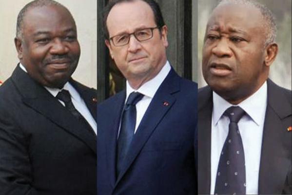 De la Côte d'Ivoire au Gabon, la Francafrique craque