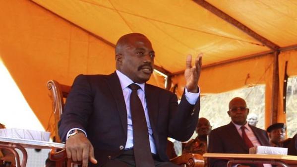 Pas d'élection présidentielle en RDC avant décembre 2018