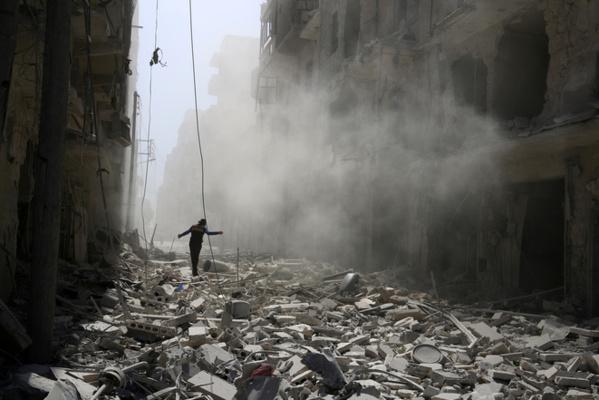 A Alep et en Syrie, l'ONU dénonce «une honte humanitaire»