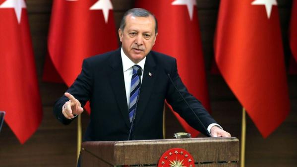 Pour Erdogan, l'UE manque à ses engagements sur les migrants