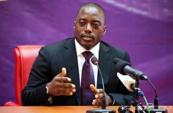 Kabila annonce le report des élections en RDC