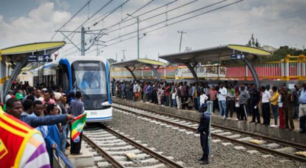 L'Ethiopie et Djibouti lancent le premier chemin de fer électrique moderne d'Afrique