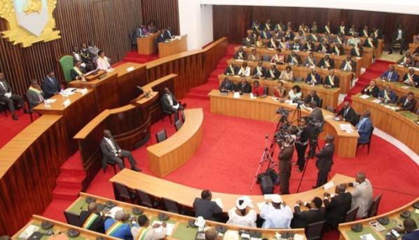 COTE D'IVOIRE : l'avant-projet de Constitution adopté par le Parlement