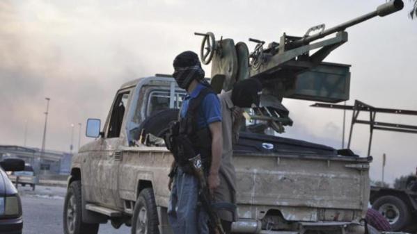 Avant la bataille, Daech s'enterre et truffe Mossoul d'explosifs