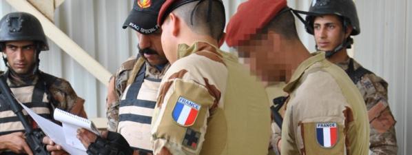 Deux commandos français grièvement blessés en Irak