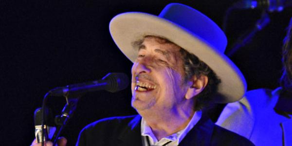Bob Dylan,  prix Nobel de littérature 2016