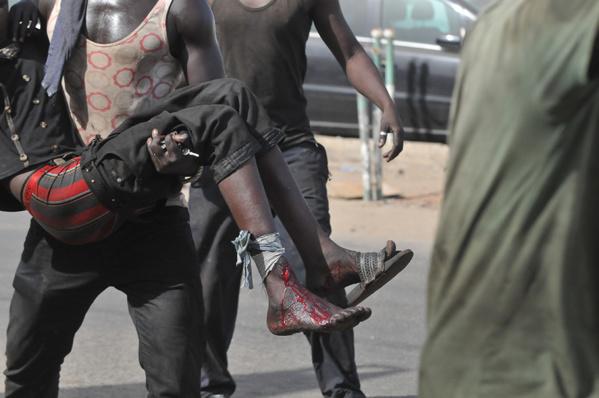 MARCHE DU 14 OCTOBRE : Les organisations de la société civile condamnent les violences exercées contre des citoyens