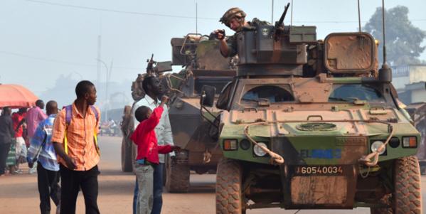 JEAN-YVES LE DRIAN : L'opération Sangaris en Centrafrique a été un «succès»