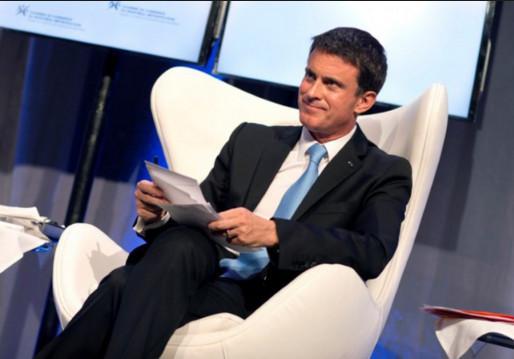 Valls exhorte la gauche à s'unir contre le risque d'effondrement