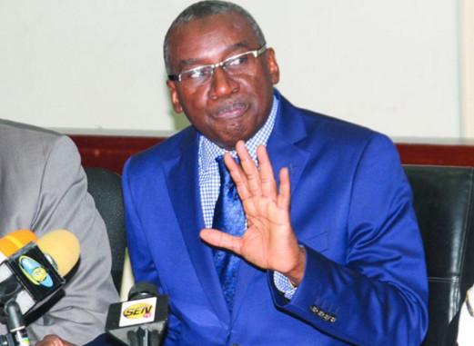 Sidiki Kaba pour la création d'une justice pénale africaine