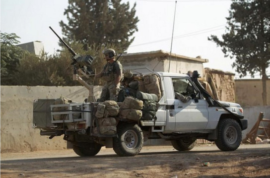 Amnesty dénonce l'impact des frappes de la coalition US en Syrie