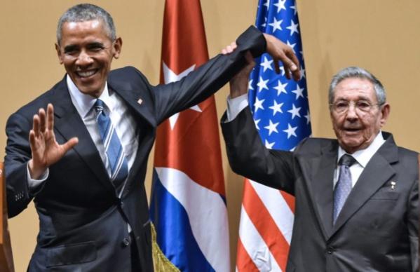 L'ONU adopte une résolution appelant à la fin de l'embargo sur Cuba, les Etats-Unis s'abstiennent pour la première fois