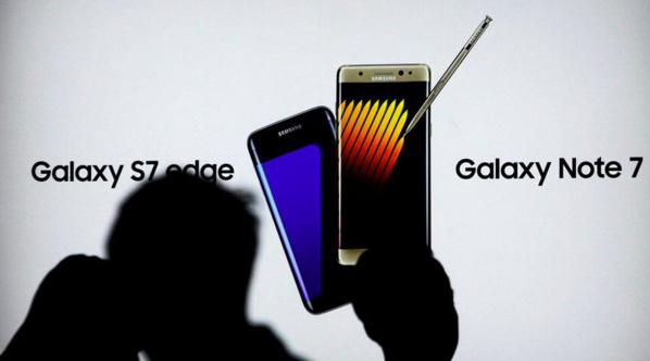 SMARTPHONES: Samsung reste numéro un malgré le fiasco du Galaxy Note 7
