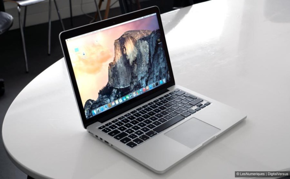 Apple rafraîchit sa gamme d'ordinateurs portables MacBook Pro