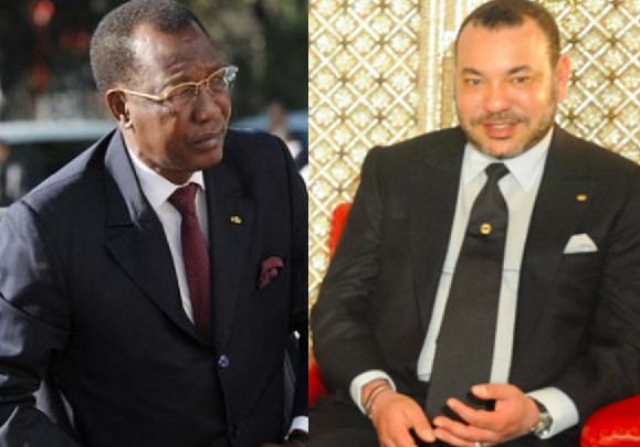 RETOUR DU MAROC A L'UA: Mohammed VI demande l'intervention d'Idriss Deby