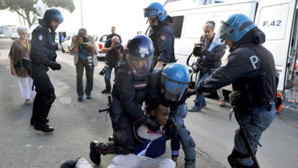 MIGRANTS: Amnesty dénonce des cas de torture par des policiers italiens