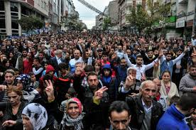 Manifestations anti-Erdogan dans plusieurs villes d'Europe