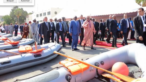 Le contenu des conventions signées entre Mohammed VI et Macky Sall