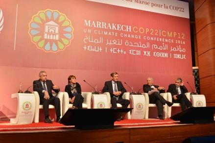 COP22 : Pavillon Afrique sous le signe de l'Action