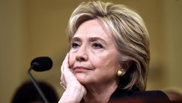 Hillary Clinton n'a pas écrit l'histoire
