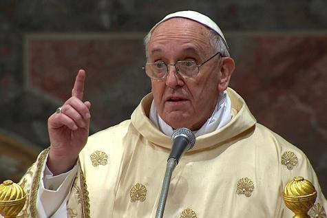 Le pape François ne veut pas porter de jugement sur Donald Trump