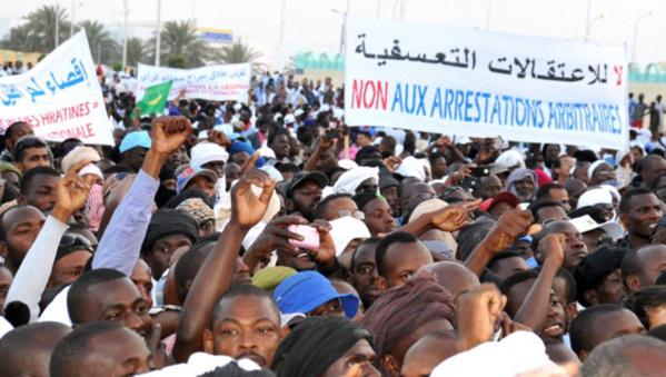 MAURITANIE: Ouverture du procès en appel de militants anti-esclavagistes