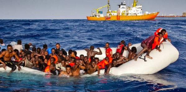 Plus de 240 migrants noyés depuis lundi en Méditerranée