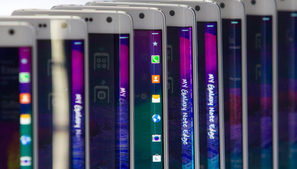 SMARTPHONES: Samsung perd du terrain au profit des Chinois