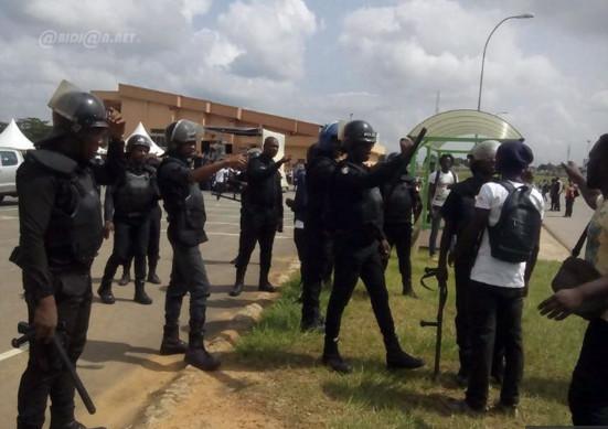 Côte d'Ivoire: Affrontements entre jeunes et forces de l'ordre à Yamoussoukro