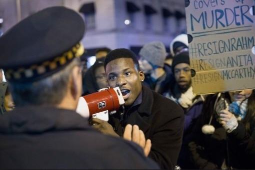 Craintes de vives tensions raciales aux Etats-Unis