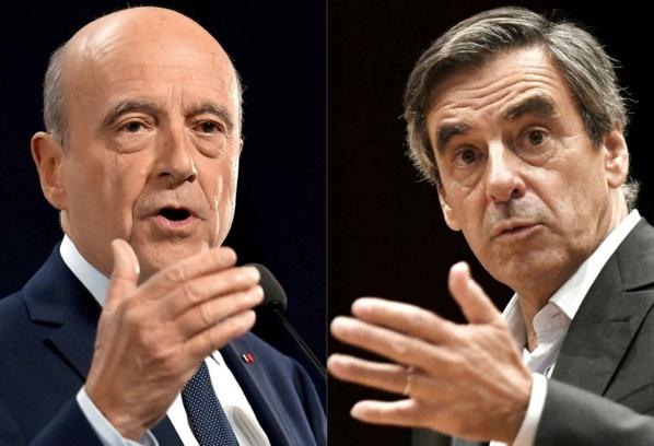 France: duel à fleurets mouchetés entre Fillon et Juppé