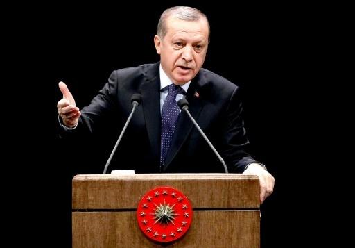 ERDOGAN: Il existe de très nombreuses alternatives à l'UE pour la Turquie