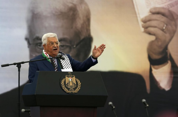 Le Fatah organise à Ramallah l'après-Mahmoud Abbas
