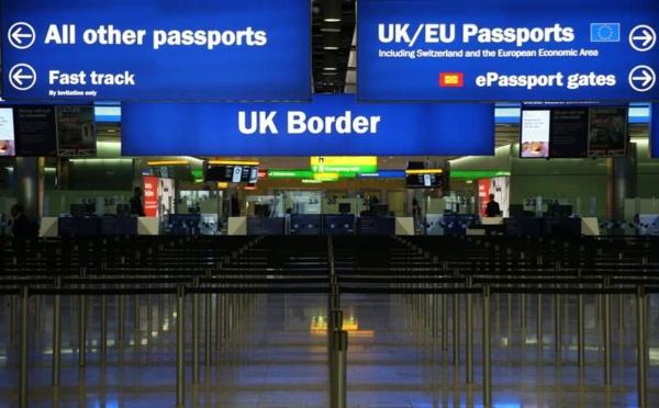 Solde migratoire net intra-UE record en Grande-Bretagne
