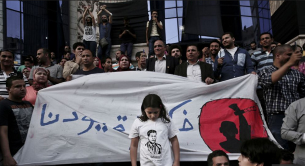EGYPTE: le ministère de l'Intérieur privé de son droit de bannir les manifestations