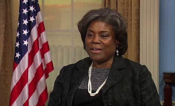 Linda Thomas-Greenfield, sous secrétaire d'état américaine aux Affaires africaines : « La paix est possible au Mali. »