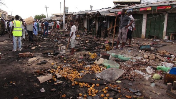 Nigeria: au moins 45 morts dans un double attentat