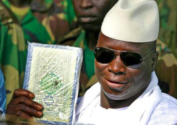 Risque de coup d'Etat en Gambie: Jammeh rejette les résultats de la présidentielle