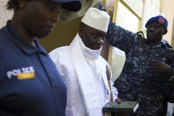 Gambie: Le président élu appelle Jammeh à accepter sa défaite
