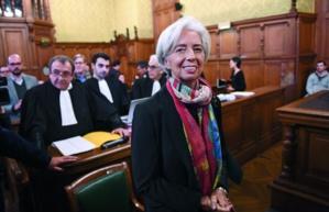 France: le parquet demande la relaxe de la patronne du FMI Christine Lagarde